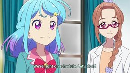 Aikatsu Friends!: Kagayaki no Jewel English Subbed