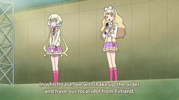 Aikatsu on Parade English Subbed
