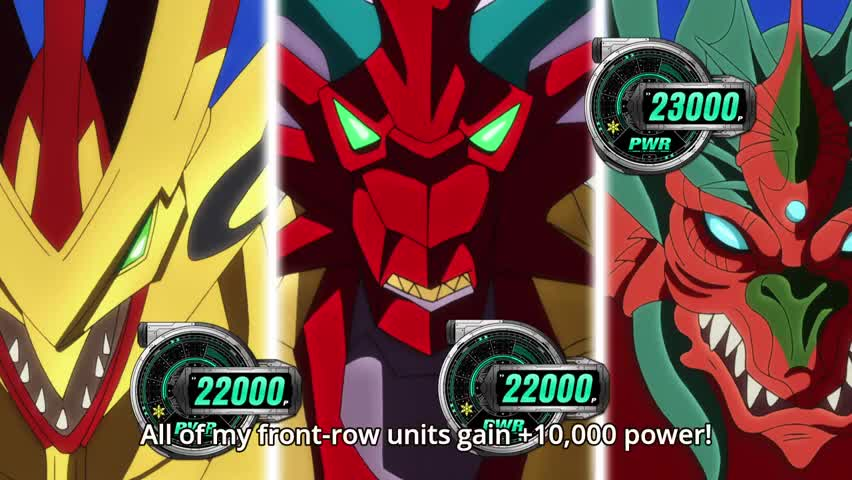 Cardfight!! Vanguard (2018) English Subbed