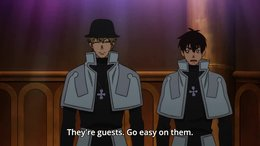 Enen no Shouboutai English Subbed
