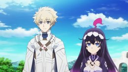 Infinite Dendrogram English Subbed