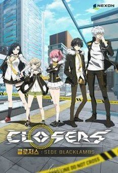 Closers: Side Blacklambs English Subbed